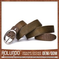 Hot Product Competitive Price Genuine Python Snake Skin Leather Belt