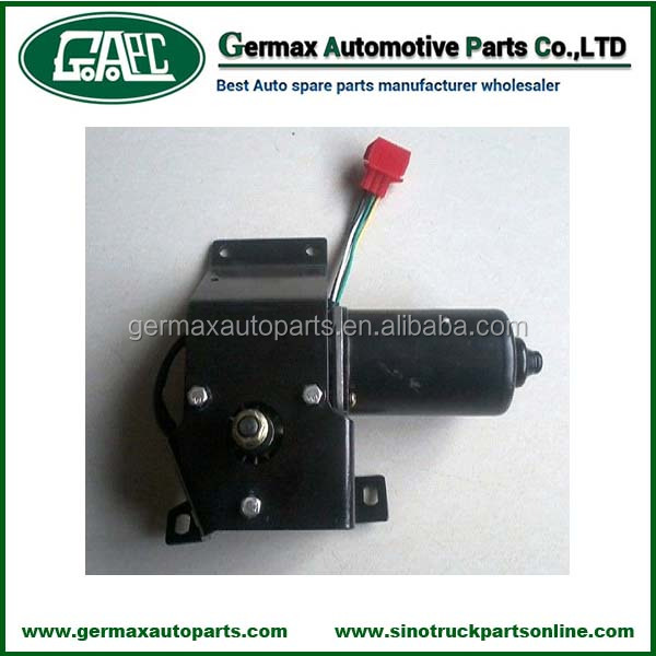 Heavy Truck WG1642741001Wiper Motor for Sinotruk Howo Lorry Spare Parts