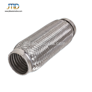 Stainless Steel Corrugated Bellows Flexible Hose/Corrugated Flexible Exhaust Pipe