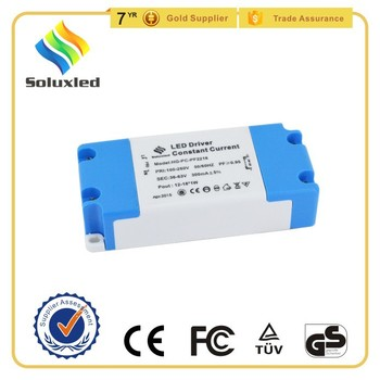 12-24V LED Driver With Plastic Shell