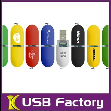 Gift leathee usb flash drive 256GB
