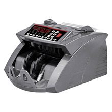 AL-5000 Ghana Cedi GHC Intelligent Banknote Detector Money Counter