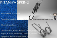 Custom wire forms for craft Stainless steel spring forming wire rings