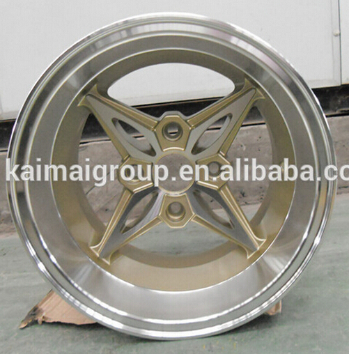 deep concaved racing car alloy wheel rims KMA310