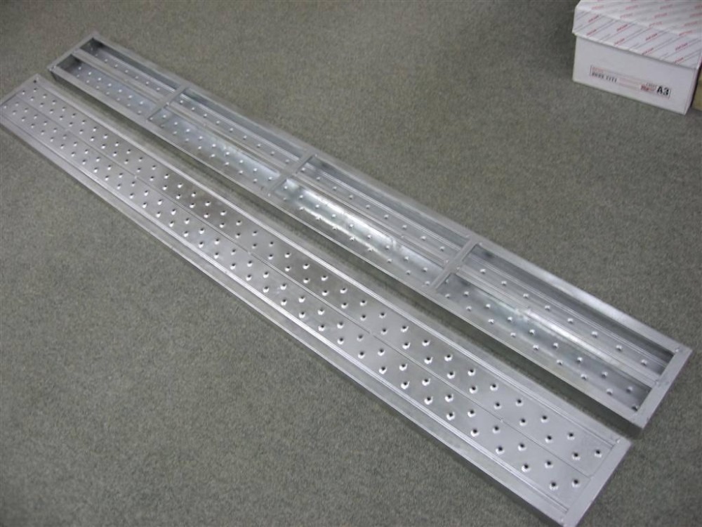 high quality running board for mazda cx5 stainless steel kick board steel scaffolding plank