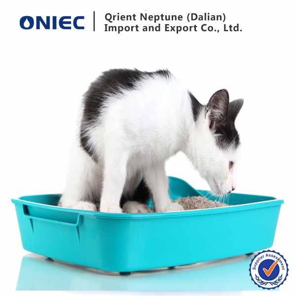 Professional cats product manufacture of bentonite cat litter for cats toliet