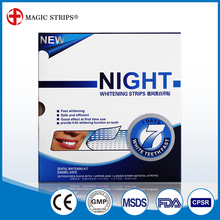 Magic Strips Advanced Customized Teeth Whitening Strips For Night Use