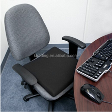 Memory foam Gel Seat cushion for office chair with built-in-handle