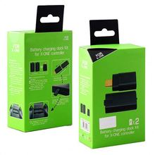 2 X 400Mah For Xbox One S Controler Controller Battery Compartment