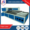 New Model !!! FL-1212D 300W laser die double cutter for package template/bamboo board cutting