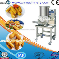 China Hot Sale Commercial Automatic Hamburger Patty Former