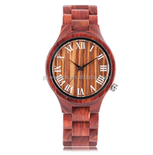 Luxury Women Watches Full Bamboo Fashion Watches Natural Quartz Wooden Bamboo Watch Women Best Gifts