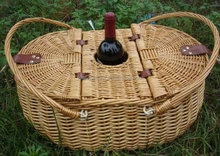 picnic basket with handle