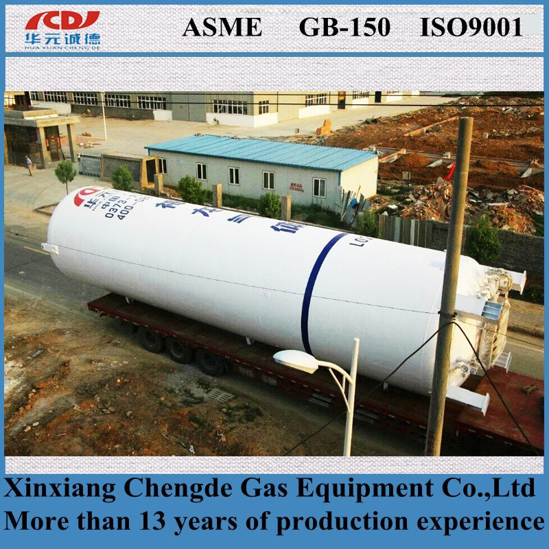 High quality CFL50/0.8 cryogenic LNG storage tank/vessel