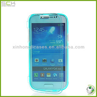 Mobile phone bags for samsung galaxy s4 i9500 flip case