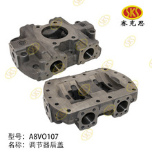 Used for SUMITOMO 280 EXCAVATOR Rexroth UCHIDA A8VO107 BEND AXIS Hydraulic Pump Spare Parts ningbo factory
