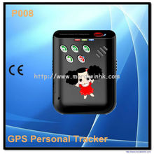 Traceur GPS hidden gps tracker for kids SOS Two-way Conversation P008 for child, kids, pets, personal and vehicle