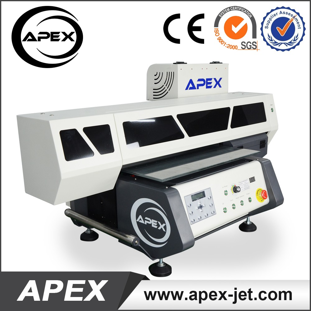 Spot UV varnishing machine APEX UV4060 printer