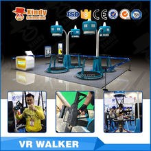 2016 Hong Kong Expo vibration VR virtual reality games cinema 9d