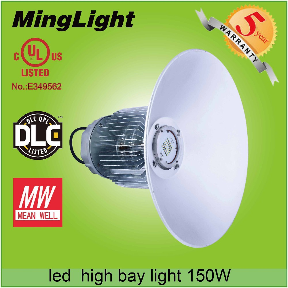 high PF led high bay light/high power IP65 waterproof LED high nay for industrial lighting