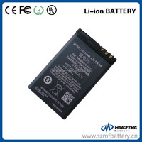 3.7v 1050mAh BL-5CT Battery for Nokia 6303C 7630C