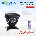 Aosion mosquito killing with solar panel