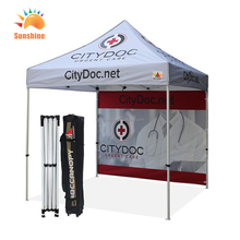 wholesale factory canopy tent automatic pop up tents for market stalls canvas aluminium single tents