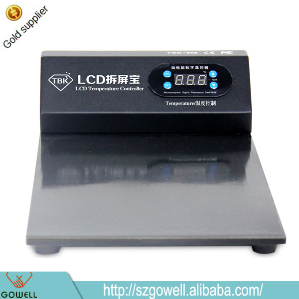Hot sale good quality LCD separating machine for iPad and mobile phone and tablets separate lcd and glass touch