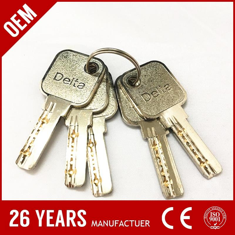new design aluminium alloy door master lock combination with low price
