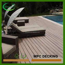 Environmental wpc composite deck boards