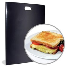 Reusable Toast sandwich & bread Bags, mess free, fit for toasters, ovens