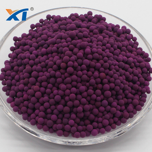 High adsorption capacity potassium Permanganate Activated Alumina 8% for Ethylene Absorber