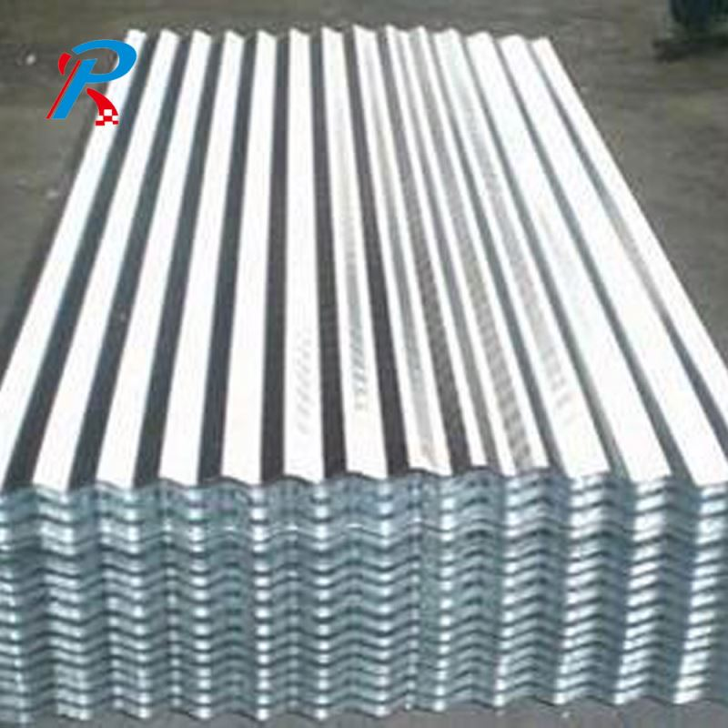 16 gauge fiber cement corrugated galvanized roofing sheet