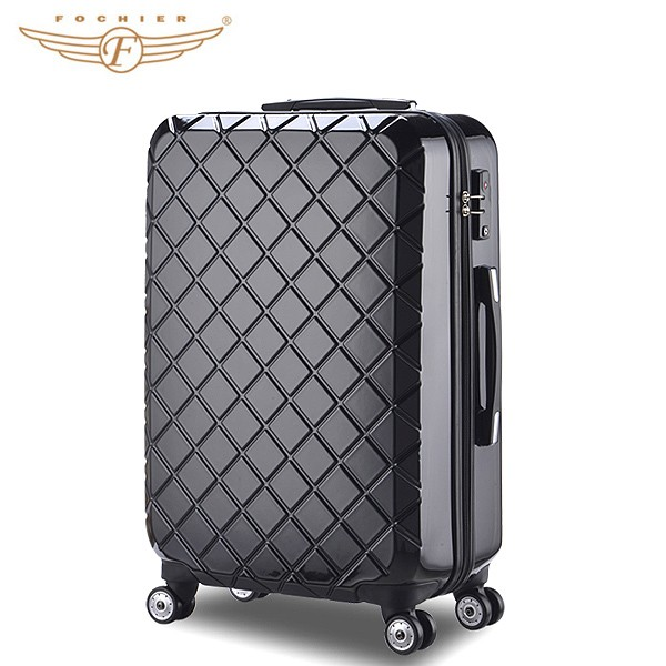 Unique Hard Shell PC Trolley Travel Luggage Suitcase Sets