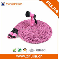 2016 New Hot Sell Expandable Hose As Seen on TV Garden Stretch Hose/Rubber Water Hose