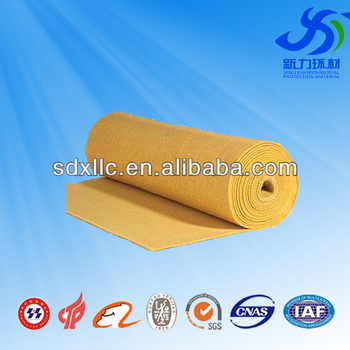 P84 polyamide filter bag and raw cloth