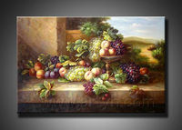 fresh fruit photo paintings