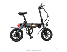 battery bike 36v electric folding bike tricycles frame alloy for adults