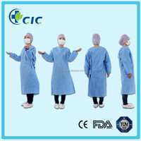 Hospital disposable sterile doctor's gown uniform