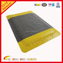 china supplier 45*60cm luxurious kitchen office rubber anti-fatigue standing up desk mat