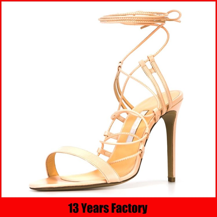 latest design fashion elegant sex new modern sandals high quality lady sandal
