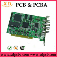 UAV,fpv hd transmitter PCBA,rc helicopter flight control/Quadcopter drone control PCB board