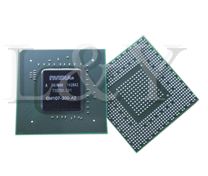 Free Shipping 100% Brand New Original GPU BGA Computer chip GM107-300-A2  Good quality Cheap price