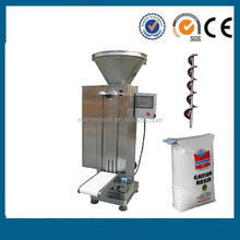 Powder and grain packing machines with Valve bag for flour cement packign