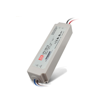 Waterproof LPV-100-12 meanwell 12V dc 100w led driver