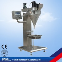 MK-B3 Semi-automatic small milk powder/dry powder filling machine