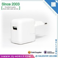 High Grade Quality Good Function 12V Eu Plug Usb Wall Charger For Apple Tablet Device