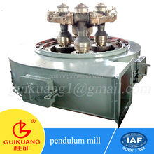 4R3220 widely used GCC raymond mill grinding mill