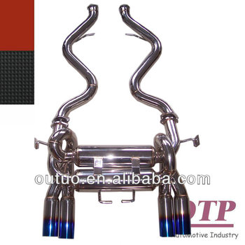 Exhaust System Stainless Steel Catback for BMW E92 M3 08-12
