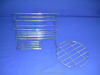 basket of stainless steel